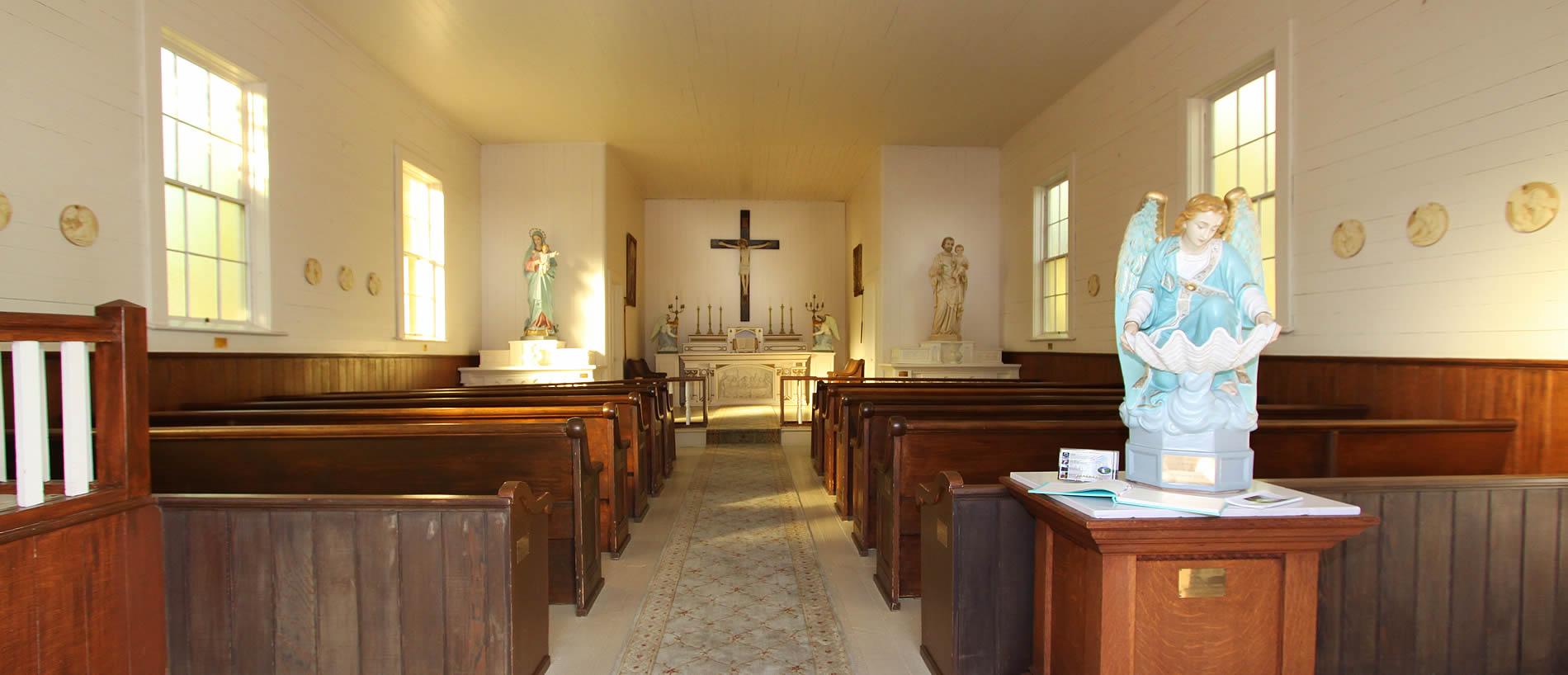 old santa rosa chapel
