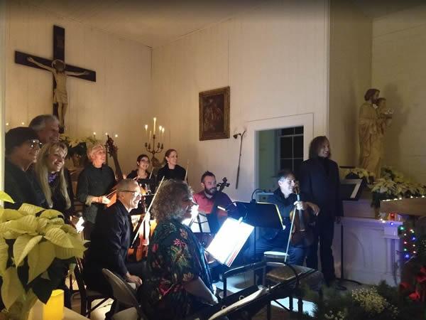 cambria santa rosa chapel concert